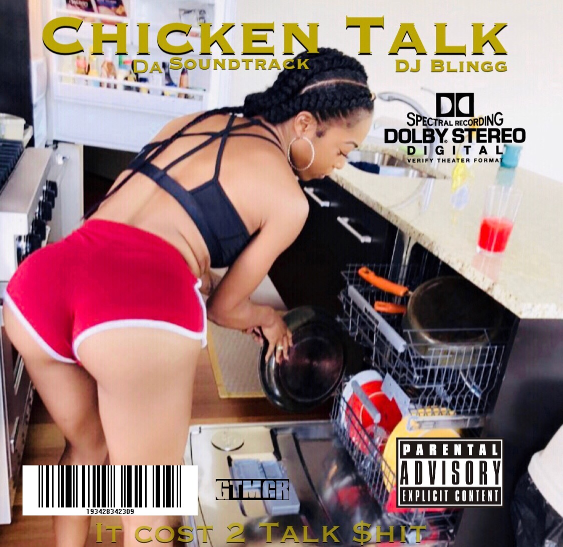 Chicken Talk Da Soundtrack