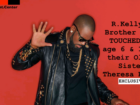 R.Kelly & his Brother Carey Kelly were TOUCHED at Young age by Older Sister Theresa Kelly