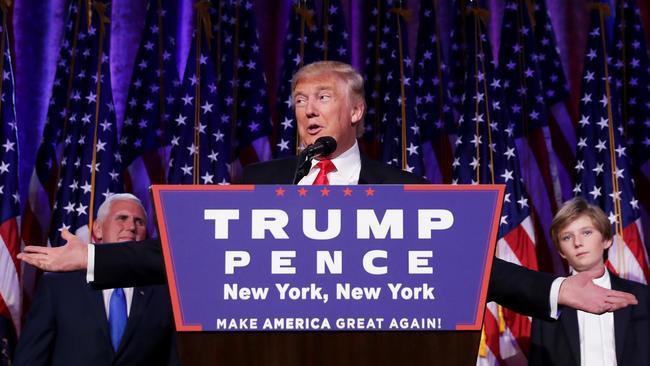 Donald TrumpWins