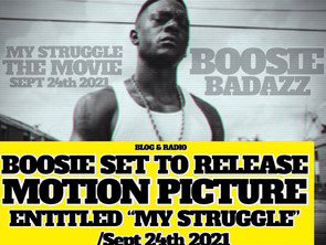 """Boosie Set to Release His Motion Picture """"My Struggle"""" Sept 24th 2021"""