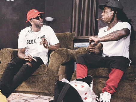 """2 Chainz Spilling the Tea at Dropping His & Lil Wayne's """"Collegrove 2"""" Collab"""