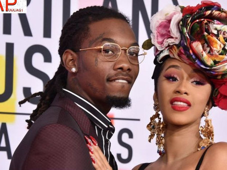 Has Cardi B & Rapper Offset Called it a Quits