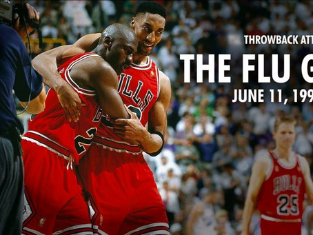 DJ Blingg Says Jordan Flu Game 12's is a Collector's Shoe and Explains Why