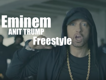 Eminem Bodied Donald Trump in his Freestyle at the BET Hip Hop Awards