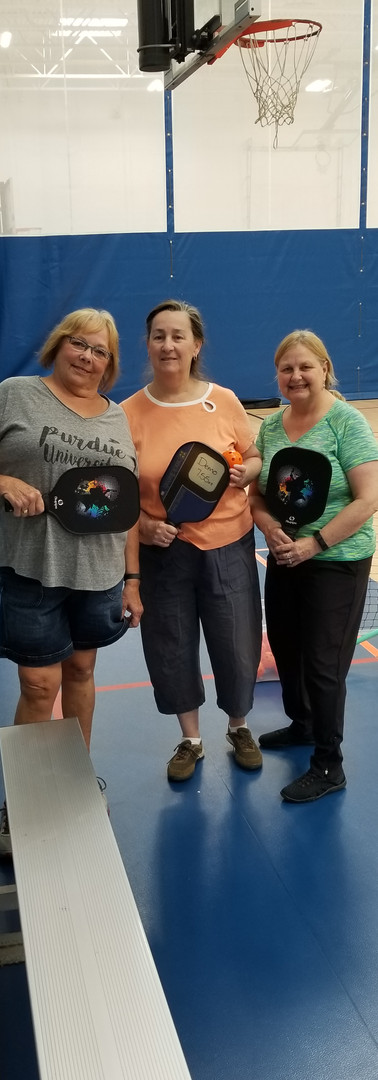 Newest Pickleball Addicts!!