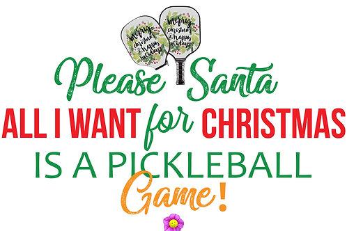 Santa Request!