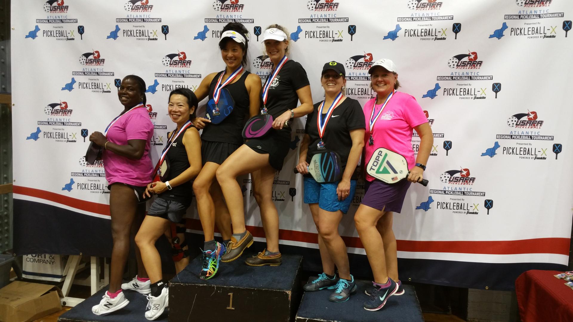 Lekkie Larson and Petunia take Bronze at
