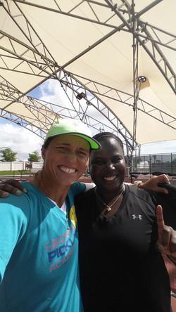 Naples Pickleball Academy with Simone Ja