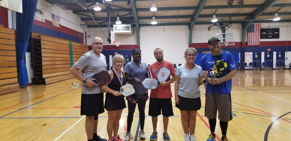 Medal winners at Elmira Tournament 2019