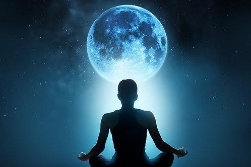 Full Moon Meditation Information