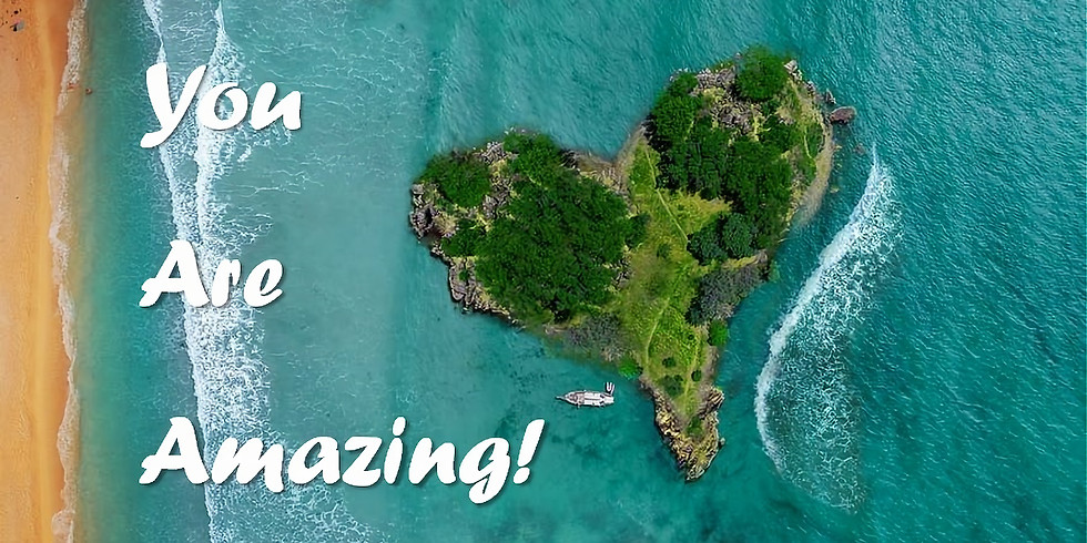 You Are Amazing - Creating Your 2021