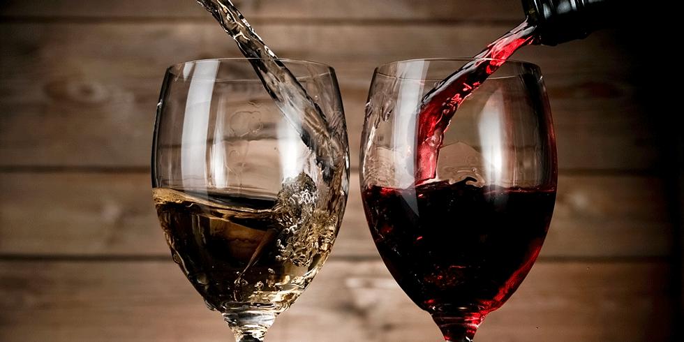 Wine Tasting and Wine Glass Readings Night