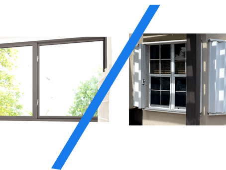 Hurricane Windows vs. Hurricane Shutters