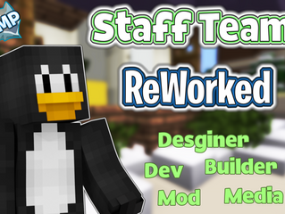 Staff Reworked!