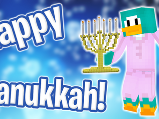 Happy First Night of Hanukkah!