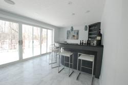 House Addition | Modern Bar