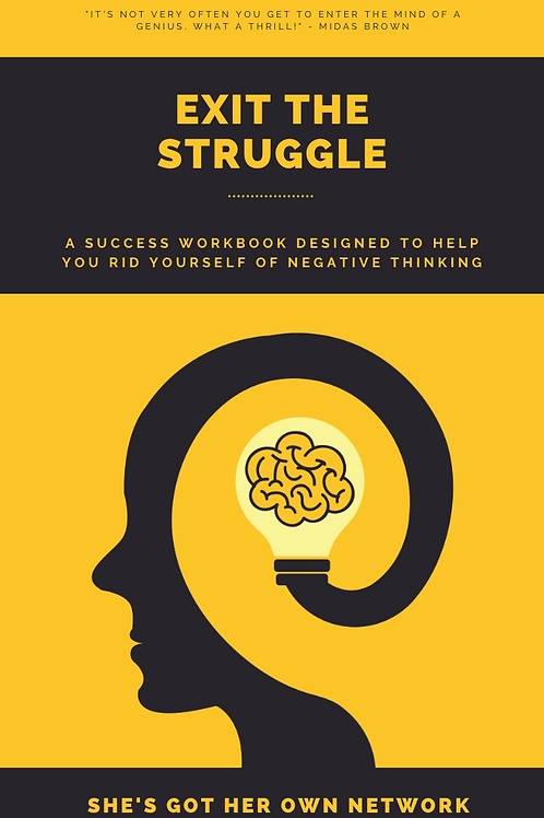 Exit The Struggle Workbook