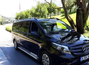 Ekonomi ve Konfor : Şoförlü Mercedes Vito Kiralama Hakkında Herşey !
