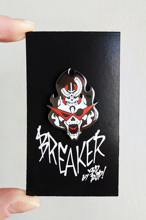 Breaker Enamel Pin
