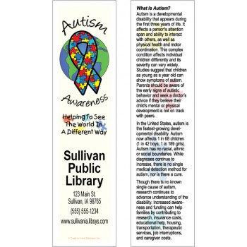 Autism Awareness (Bookmarks)