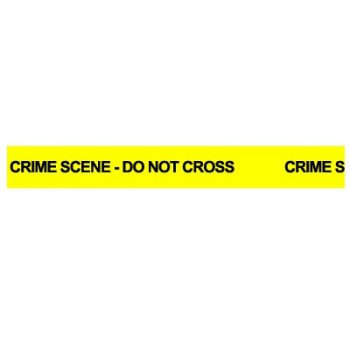 Crime Scene-Do Not Cross