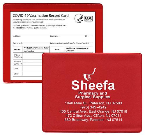 Covid Vaccination Record Card