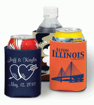 Pocket Can Cooler (Neoprene Koozie)