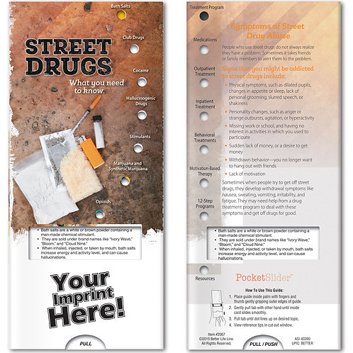 Street Drugs: What You Need To Know