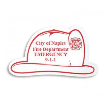 Fireman Hat Magnet
