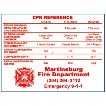 CPR Reference Magnets