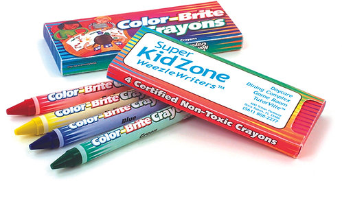 Color-Brite Crayons