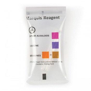 Test A (Opium, Alkaloids/Oxycontin