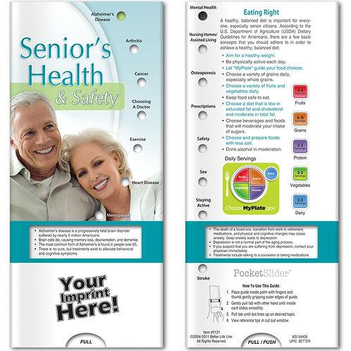 Senior's Health & Safety