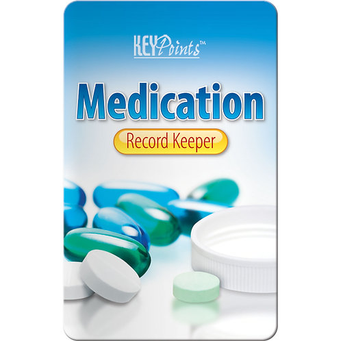 Medication Record Keeper