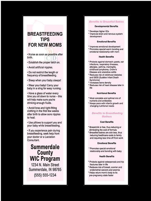 Breastfeeding Tips For New Moms