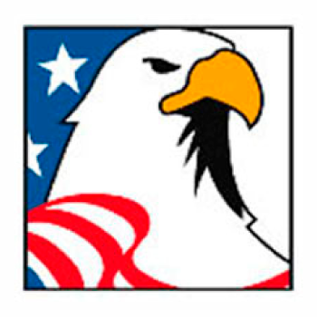 American Eagle Temporary Tattoo