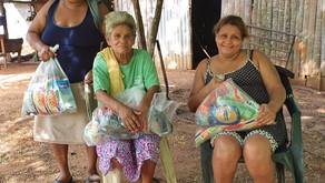 FETAC implementa Acción Alimentaria en favor de 15 comunidades tabasqueñas