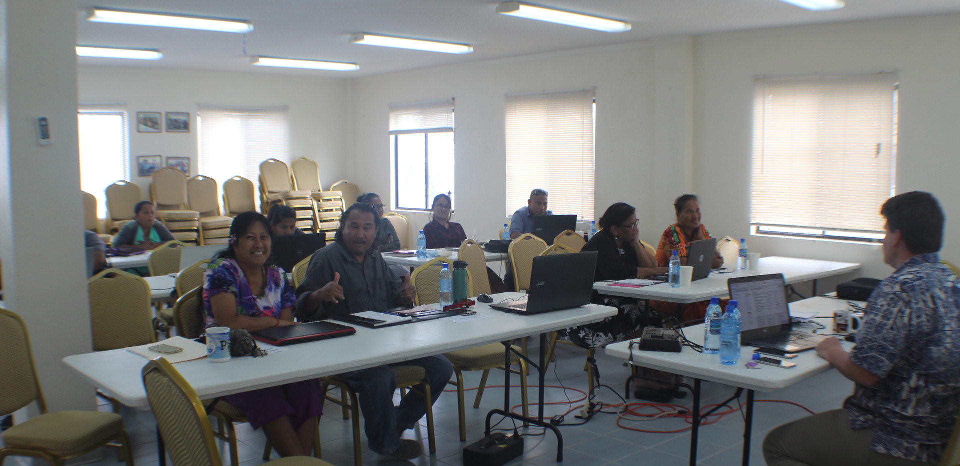 Group 2 Training Session