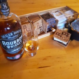 $50 Donation and S'more Bourbon Package, value $400