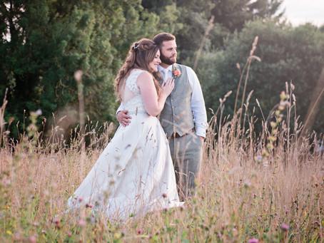 Broughton Water Buffalo Farm Wedding - Stockbridge Wedding Photographer