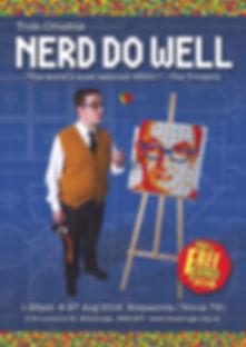 Nerd Do Well Poster