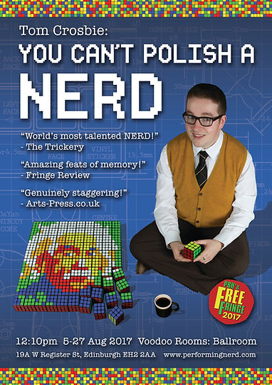 You Can't Polish A Nerd