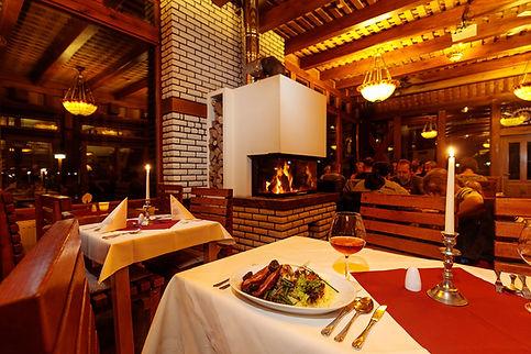 Anna Amalia Restaurant - Blick ins große
