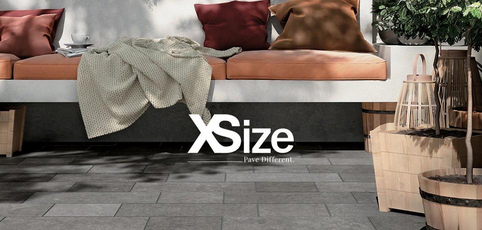 MIRAGE-XSize - Evo_2/E™, il est possible de soigner les espaces extérieurs dans leurs moindres détails grâce à la large disponibilité de pièces spéciales et de décorations qui permettent de rendre chaque environnement unique, parfait aussi bien du point de vue fonctionnel qu'en termes de rendement esthétique.