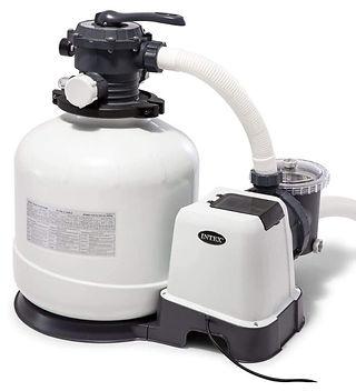 INTEX 3200 GPH Pompe Filtrante