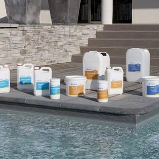 Produits de Traitement de l'eau de votre piscine