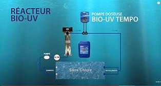 POMPE DOSEUSE BIO-UV INOX - Traitement d