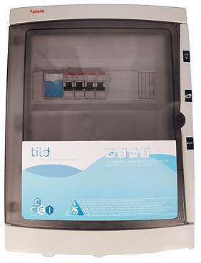 tild est un coffret électrique standard