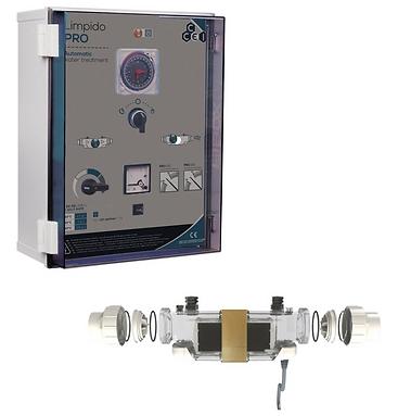 Limpido PRO 320 - Electrolyse électroméc