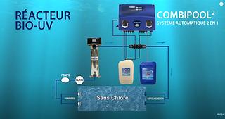 REACTEUR BIO-UV INOX - Installation & Ma